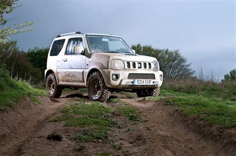 suzuki jimny sz  review car magazine