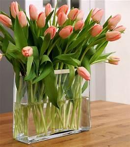 Tulpen Im Topf In Der Wohnung : das umwelthaus so halten tulpen l nger ~ Buech-reservation.com Haus und Dekorationen