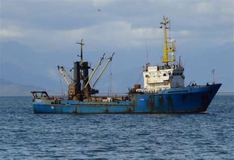 russian fishing trawler sea nikolay disabled okhotsk