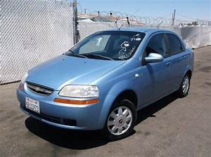 Sell Used 2005 Chevy Aveo  No Reserve In Orange