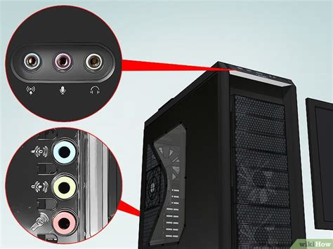 c 243 mo conectar unos auriculares a una computadora