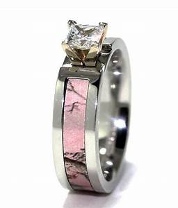 pink camo wedding rings for her a trusted wedding source With camo wedding rings for her