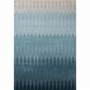 tapis salon original acacia bleu 200x300 par With tapis 200 x 300
