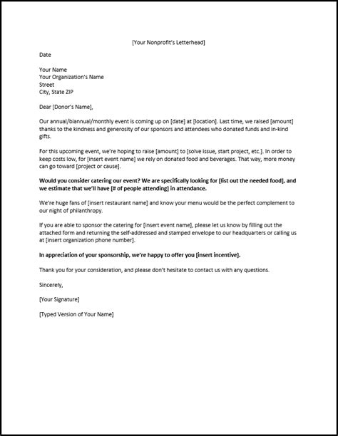 emcee request letter just b cause sle letter request funds donations for funeral just b 13993