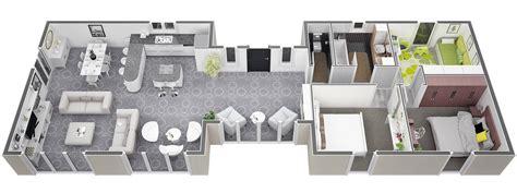 plan maison 100m2 plein pied 3 chambres modèle de plans de villa de construction traditionnelle de