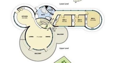 open floor plan house plans buckingham phallus australia s shaped house is on