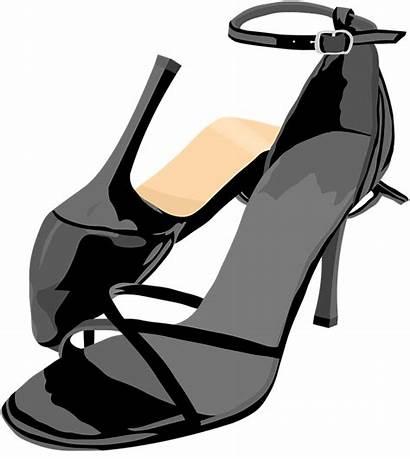 Shoes Heels Sandals Dance Transparent Pluspng Featured