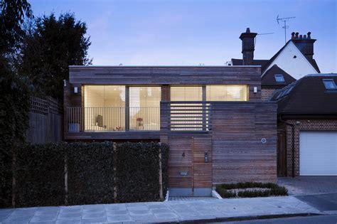 modern passive house   IN SITU