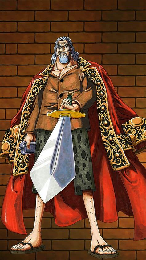 One Piece Rayleigh Wallpapers Wallpaper Cave