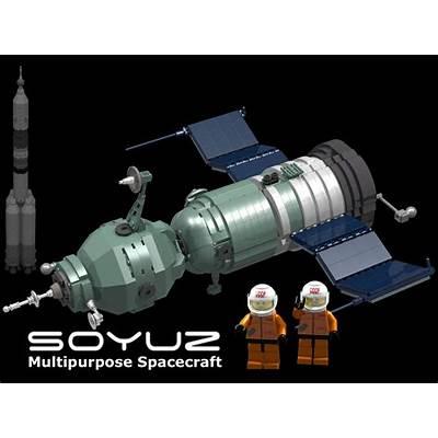 LEGO Ideas - Soyuz