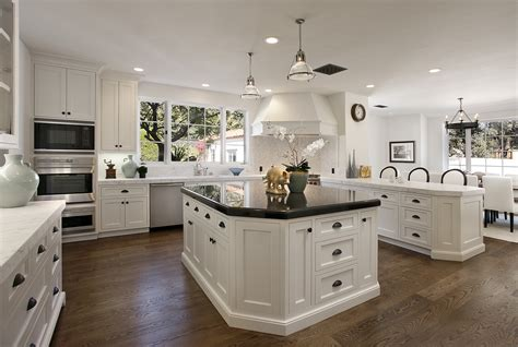 beautiful kitchens eat  heart  part  montecito real estate