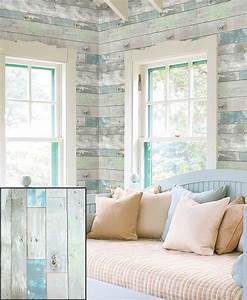 Redo a room with ease with this Decorative Prepasted Wall ...