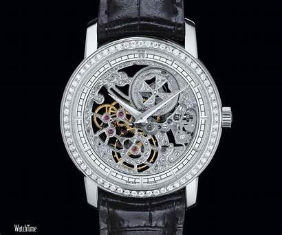Constantin Vacheron Skeleton Watches Patrimony Openworked Watchtime