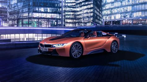 Bmw I8 Roadster Hd Picture by 2018 Bmw I8 Roadster 4k Wallpapers Hd Wallpapers Id 25358