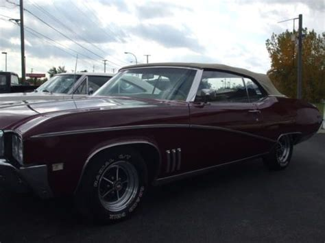 manual repair autos 1991 buick skylark transmission control purchase used sweet 1969 buick skylark custom convertible with build sheet and owners manual