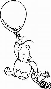 Classic Winnie the Pooh vinyl wall decal by ...