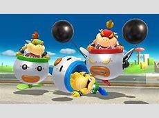 Red Bowser Jr Super Smash Bros for Wii U Skin Mods