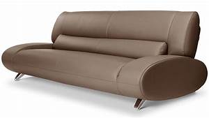 Brown aspen leather sofa set with loveseat and chair zuri for Sofa bed and loveseat set