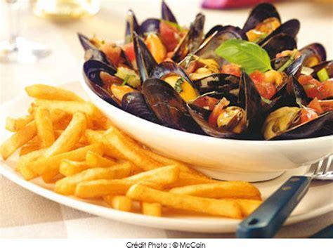 jeux de cuisine aux fraises moules aux tomates et frites tradition de mccain a vos assiettes recettes de cuisine illustrées