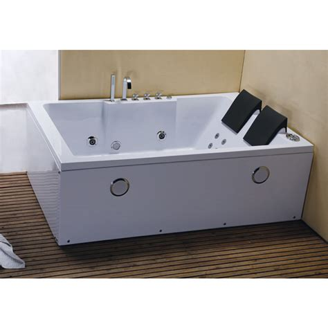 whirlpool garten 3 personen whirlpool rechteck badewanne wanne pool spa bad indoor 2