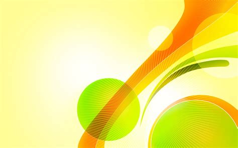 Background Orange And Green Wallpaper by Abstract Design Bright Yellow Green Orange 1920x1200 Wide