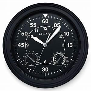 Citizen, Wall, U0026, Desk, Clocks, With, Designs, Based, On, Watch, Dials