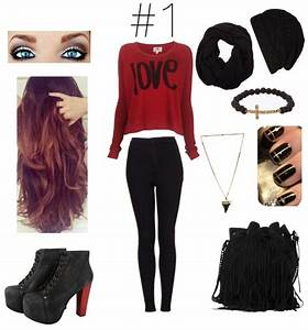 Polyvore outfit #1 uploaded by Bootylicious on We Heart It