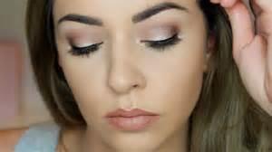 how to do wedding makeup bridal bridesmaid makeup tutorial hooded