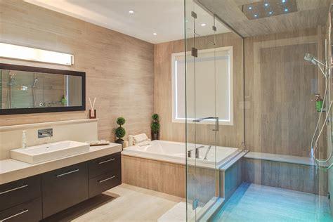 chambre style salle de bains moderne mélamine armoires
