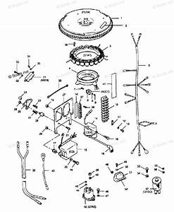 Outboard Motors Parts Mercury
