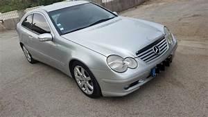Mercedes C220 Coupé Sport : troc echange mercedes c220 cdi coupe sport 2003 sur france ~ Gottalentnigeria.com Avis de Voitures