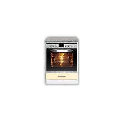 tiroir pour meuble de cuisine meuble de cuisine 60 cm pour four encastrable tara avec 1