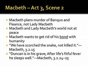 Macbeth Act Thr... Macbeth Banquo Ambition Quotes