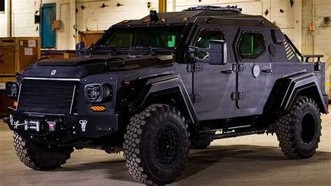 Jr Smith Is Now Driving An Armored Military Vehicle