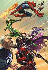 Uncanny Avengers: Now With Deadpool!
