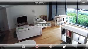 Video Surveillance Maison : surveiller sa maison distance sur son t l phone avec la ~ Premium-room.com Idées de Décoration