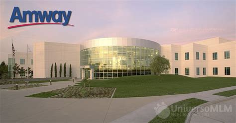amway inaugura un nuevo centro de fabricación con