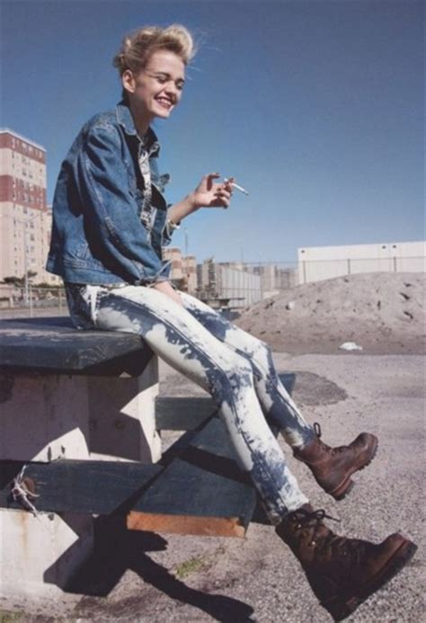 Jeans: acid wash, grunge, hipster, 90s style, fashion