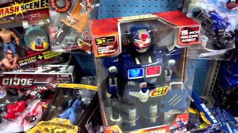 wal mart boys toy section youtube