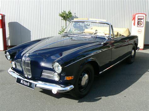 Bmw 503 Cabriolet 1956 Bmw 503 Cabriolet Wallpapers