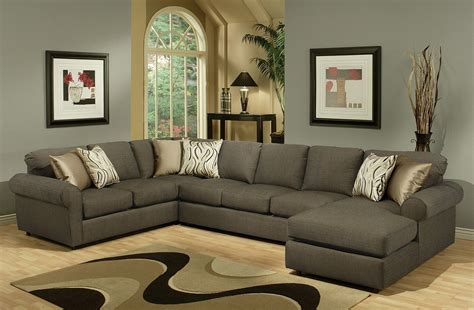Furniture Grey Sectional Sofa With Chaise Design Ideas