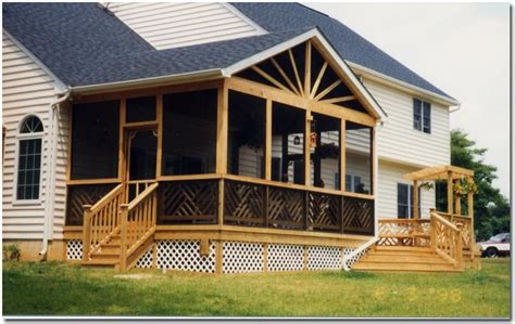 large screened porch large screened porch enclosure all