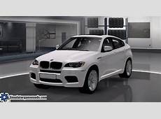 ETS 2 – BMW X6 Car Mod – Simulator Games Mods Download