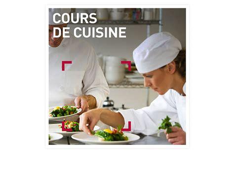 ecole de cuisine au canada smartbox cours de cuisine 28 images cours de cuisine p