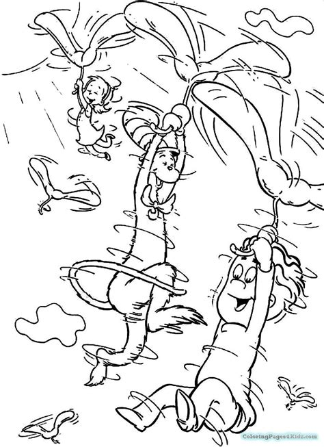 happy birthday dr seuss coloring pages  printable coloring pages