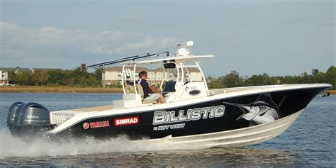 Miami To Key West By Boat by Key West Billistic Boat Wrap Summerville Signs And
