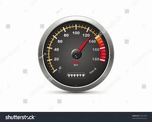 Speedometer. Vector - 75441493 : Shutterstock