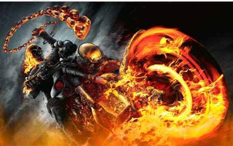 Ghost Rider Animated Wallpaper - ghost rider screensaver animated wallpaper