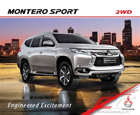 01 Mitsubishi Montero Sport by Mitsubishi Motors Philippines Adds More Features To