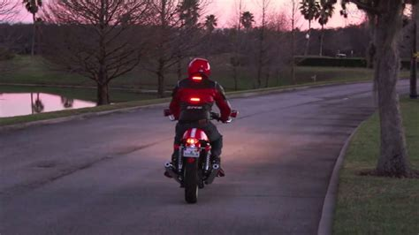 Meet The Impulse Motorcycle Jacket With Built In
